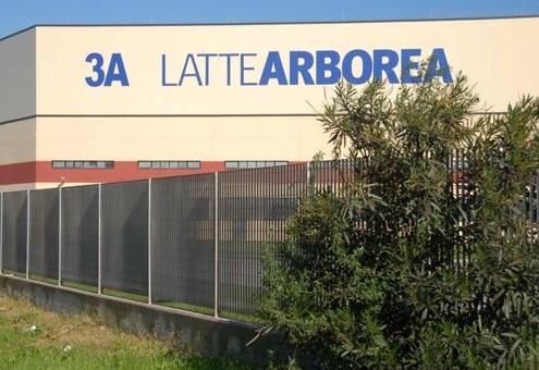 3A Latte Arborea